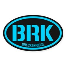 Breckenridge Decal