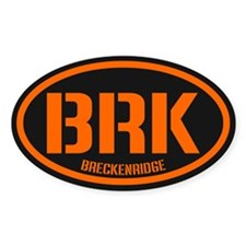 Breckenridge Decal