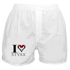 I Heart Styxx Boxer Shorts