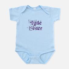 Little Sister Grunge Purple Body Suit
