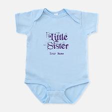 Little Sister Grunge Purple - Personalized Body Su