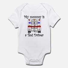 Taxi Driver Mommy Infant Creeper