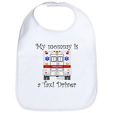Taxi Driver Mommy Bib