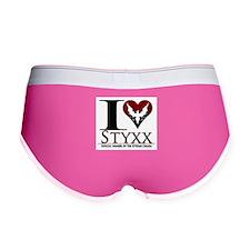 I Heart Styxx Women's Boy Brief
