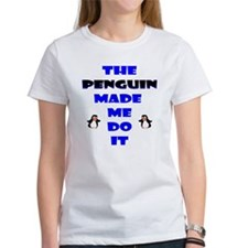 Blame the Penguin Tee