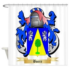 Boere Shower Curtain