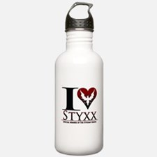 I Heart Styxx Water Bottle