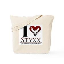 I Heart Styxx Tote Bag