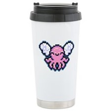 Pixel Angelpus Travel Mug