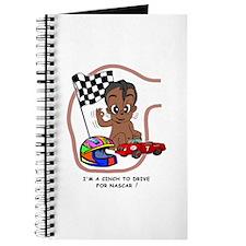 EGGBERT Black Car Driver Journal