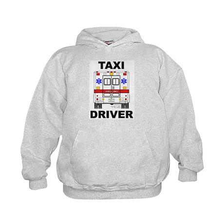 Taxi Driver Kids Hoodie