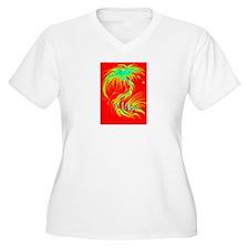 Flash Plus Size T-Shirt