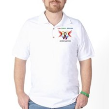 Autism Ribbon with Wings T-Shirt