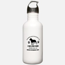 American Staffordshire Terrier Mommy designs Stain