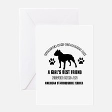 American Staffordshire Terrier Mommy designs Greet