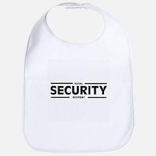 Social SECURITY Recipient Bib
