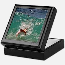 Shorebreak Warrior Keepsake Box