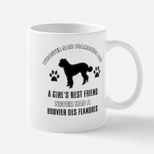 Bouvier Des Flandres Mommy designs Mug