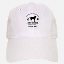 Canaan Dog Mommy designs Baseball Baseball Cap