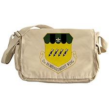 Unique Air force space command Messenger Bag