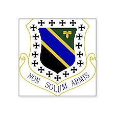 "3rd FW - Non Solum Armis.PNG Square Sticker 3"" x 3"