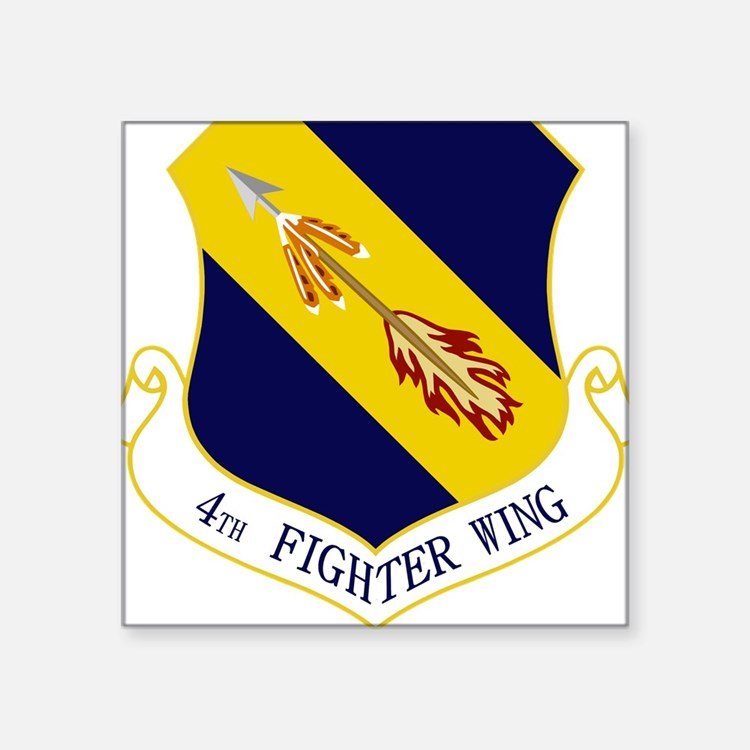 """4th FW.PNG Square Sticker 3"""" x 3"""""""