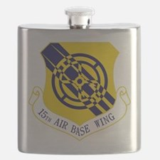 15th Air Base Wing Flask