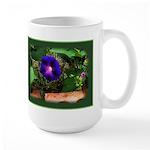 Morning Glory Large Mug