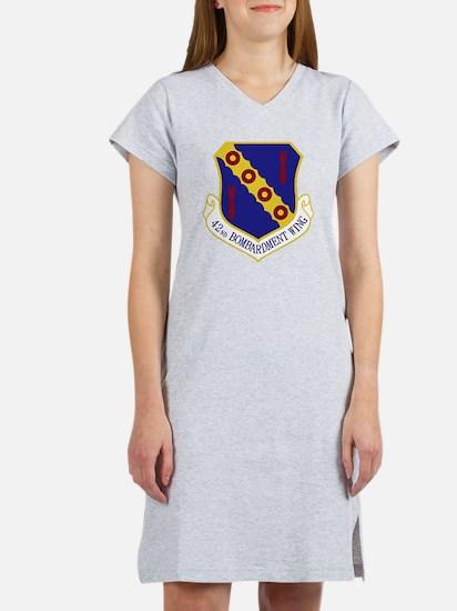 Cute 42nd Women's Nightshirt