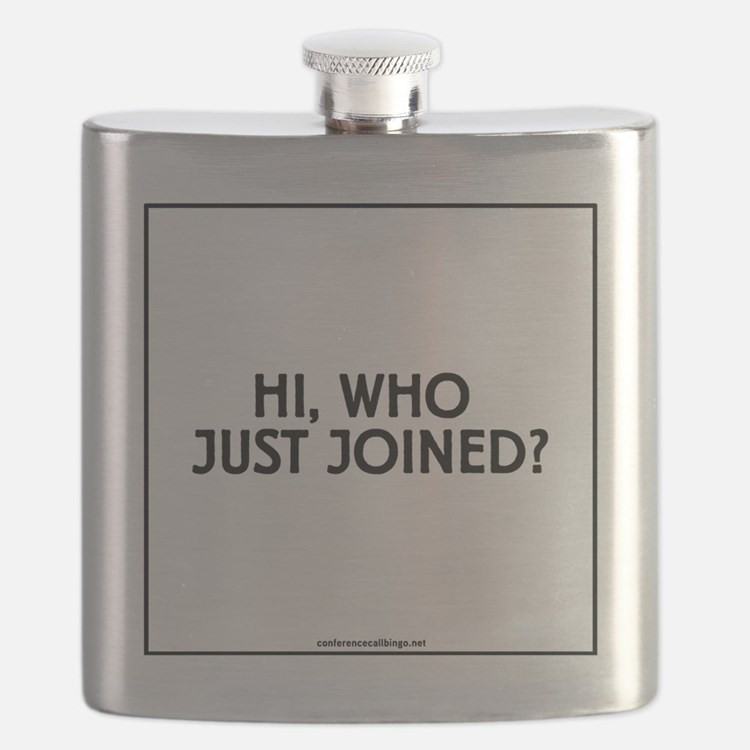 Cute Conference Flask