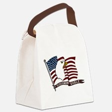 42nd bomb wing Canvas Lunch Bag