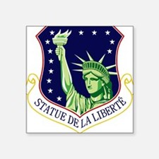 48th FW - Statue De La Liberte.PNG Square Sticker