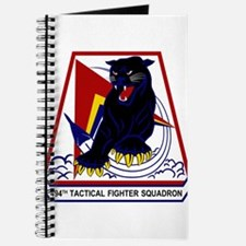 494th TFS Panthers Journal