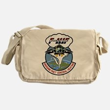 F-111F - Warsaw Pact Central Heating Messenger Bag