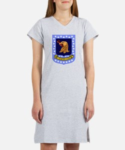 96th Bomb Wing 2.PNG Women's Nightshirt