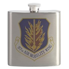 Unique Air mobility command Flask