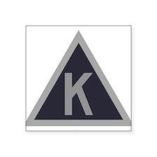 """Cute Wurtsmith afb Square Sticker 3"""" x 3"""""""