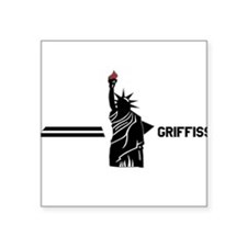 Griffiss - Statue of Liberty - Black-Red.PNG Squar