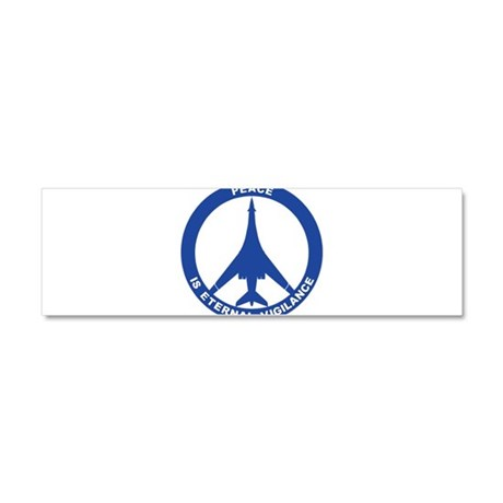 B-1B Lancer - Peace Is Eternal Vigilance Car Magne