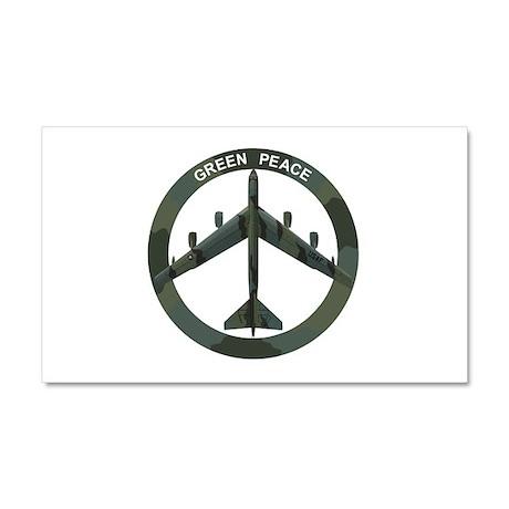 B-52 Stratofortress - BUFF Car Magnet 20 x 12