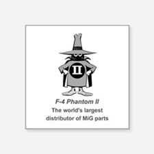 F-4 Phantom II Spook - MiG Parts.PNG Square Sticke