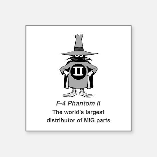 F-4 Phantom II Spook - MiG Parts.PNG Square Sticke