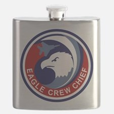 F-15 Eagle Crew Chief Flask