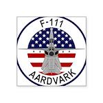 F-111 Aardvark Square Sticker 3