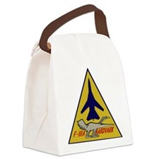 F-111A Aardvark Canvas Lunch Bag