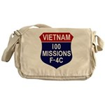 F-4C Phantom II Messenger Bag