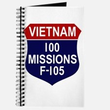 100 MISSIONS - F-105.PNG Journal