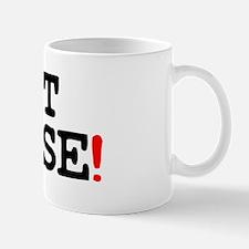 AT EASE! Small Mug