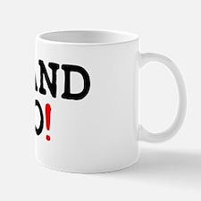 STAND TO! Small Mug