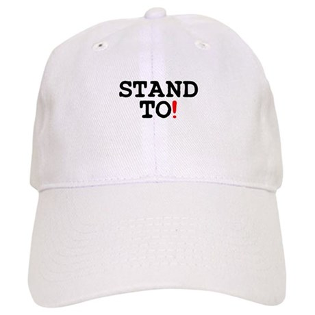 STAND TO! Cap
